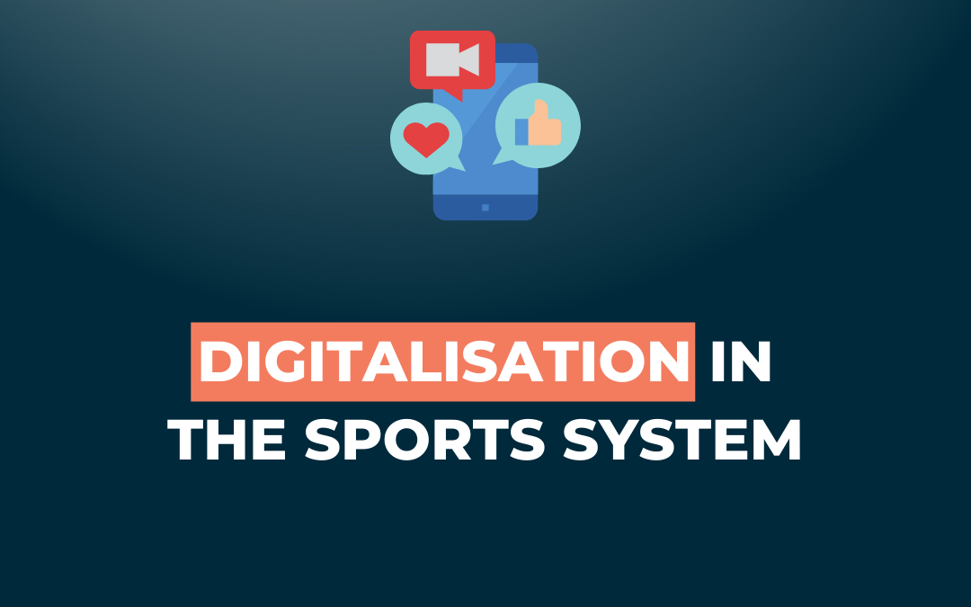 Digitalisation in the sports system